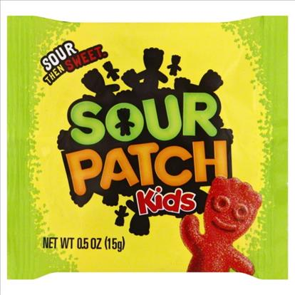 Fun Facts About Sour Patch Kids